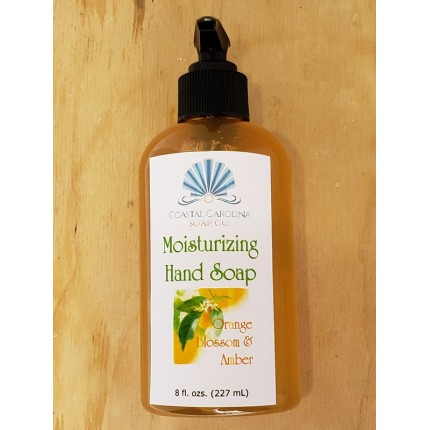 Moisturizing Hand Soap
