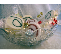 Peppermint Twist Candy Soap