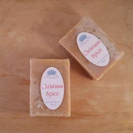 Christmas Spice Goat's Milk Soap