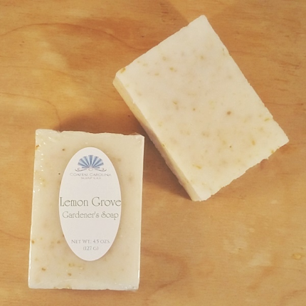 Lemon Grove Gardener's Soap